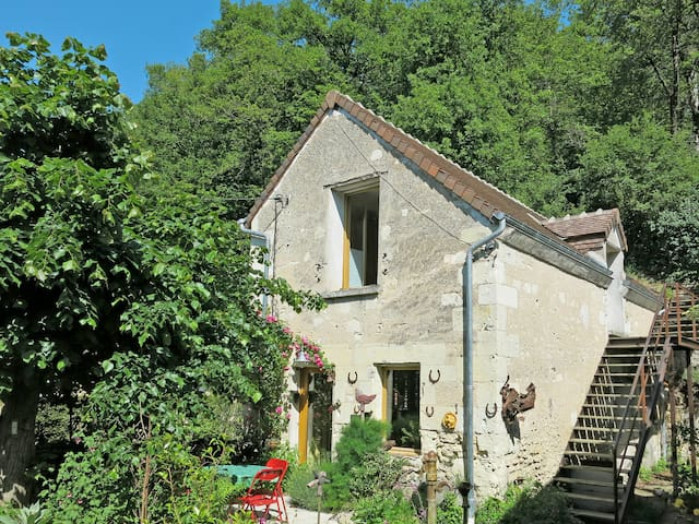 Holiday home in Chissay-en-Touraine