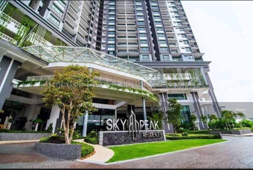 Sky Peak Residences Home Sweet Home Condos Zur Miete
