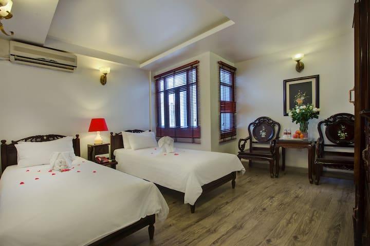 Superior twin room - Hanoi - Apartemen