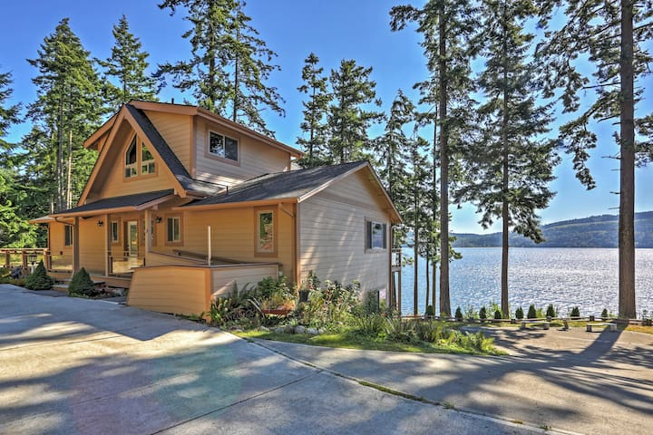 3BR House on Discovery Bay - Port Townsend - Rumah