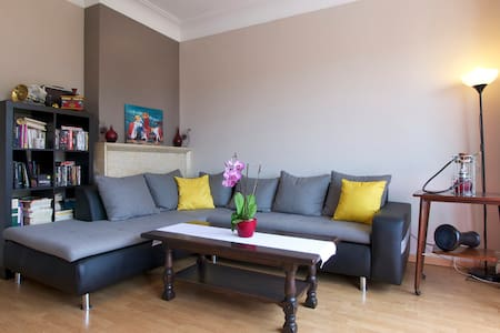 Big & Sunny room in chill Appart - Ganshoren