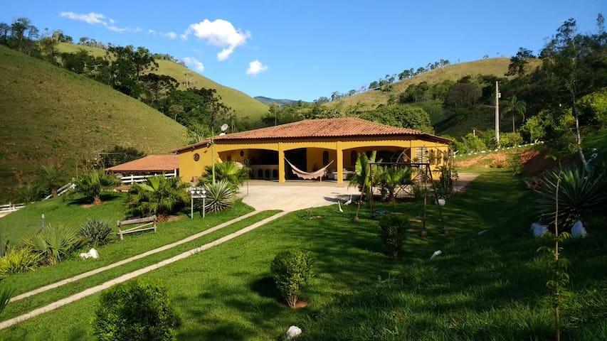 Rancho Novo: Conforto e Tranquilidade, Lima Duarte