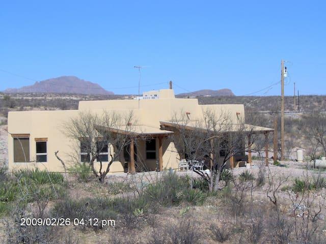 Adobe house Tumacacori Arizona - Tumacacori-Carmen - Casa