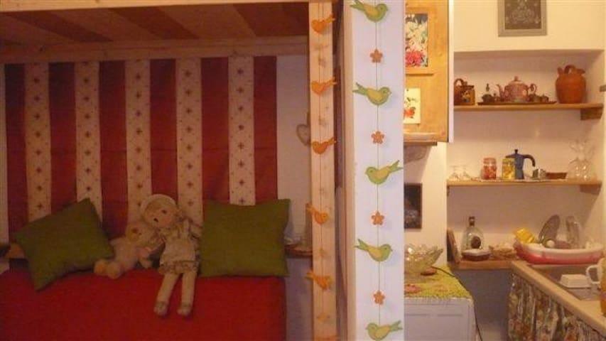 one-room apartment on Elba Island - Rio Marina, Livorno - Appartement