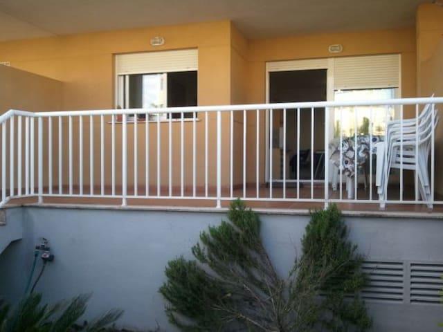 Apartamento de dos habitaciones en Xeraco - Xeraco - Apartment