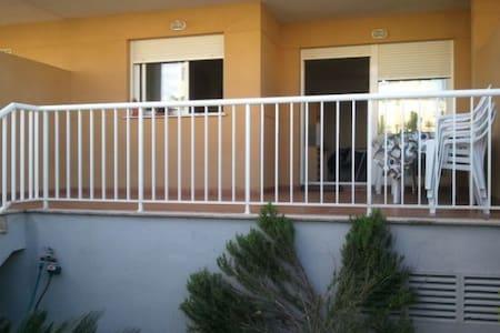 Apartamento de dos habitaciones en Xeraco - Xeraco - 公寓