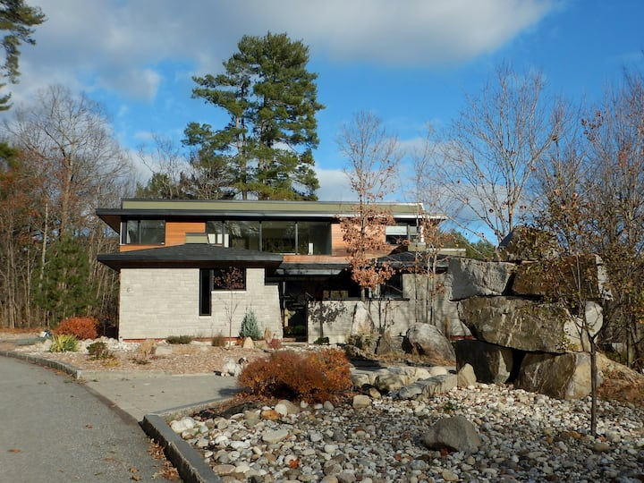 The Wakefield Contemporary House