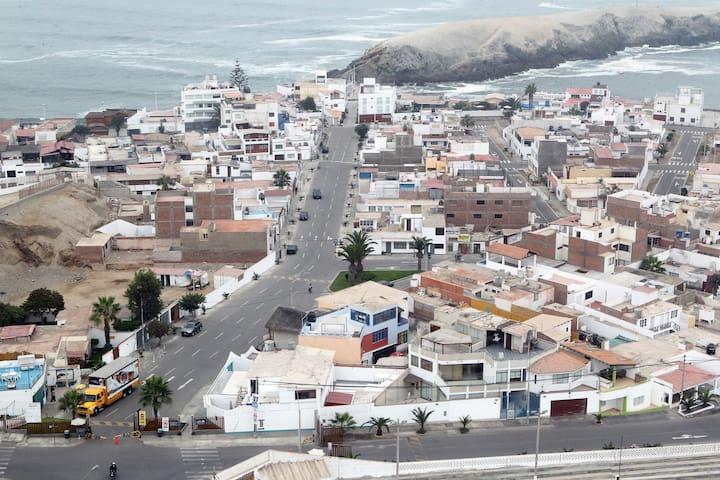 Alquilo casita en Punta Hermosa - Punta Hermosa - Huis