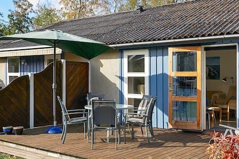Gemütliche Ferienwohnung mit Schwimmbad in Bornholm