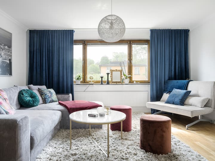 Large & Fancy Condo in the Heart of Stockholm