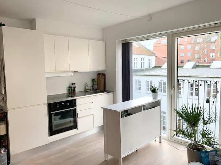 VERY CENTRAL apartment, Aarhus C