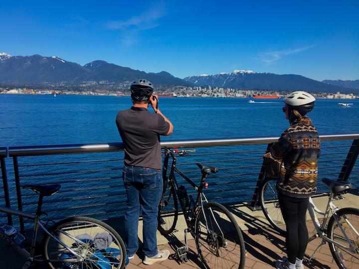 Vancouver Coalharbour + North Shore Mtns