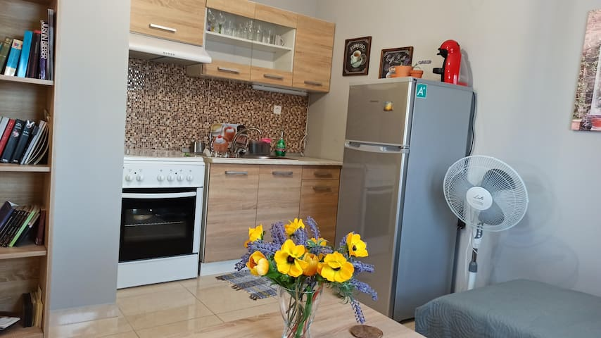 *City Center/ Top/Clean/New apartment/ 1-4 Guests*