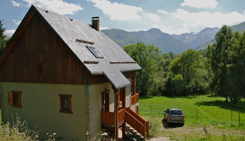 Chalet in the French Pyrénées - Cathervielle - Chalet