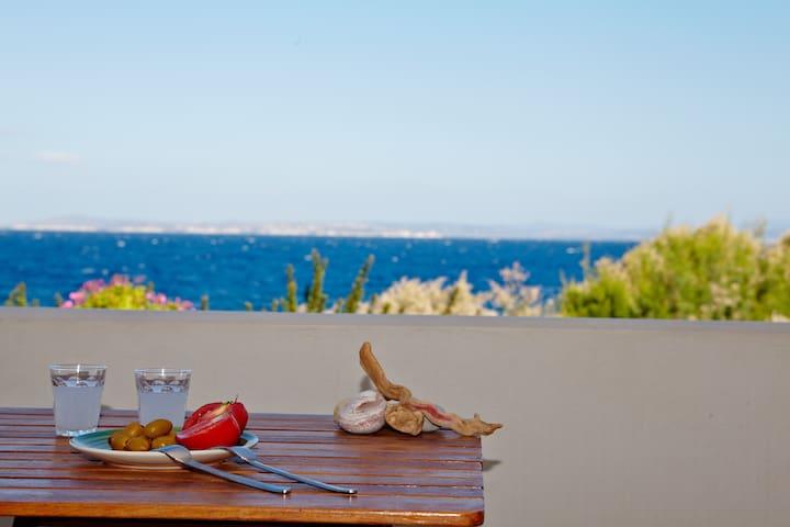 Amarandos Sea View Apartments - Chios - Condominio