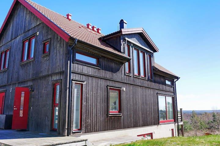 Maison de vacances pour 5 a Fjällbacka