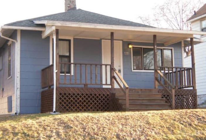 Adventure Awaits in 2br Akron Home