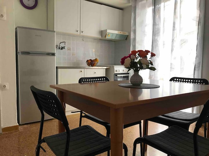 ♥ Bright, comfy & central flat - renovated