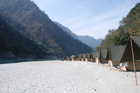 Red Chilli Beach Camp - Byasi