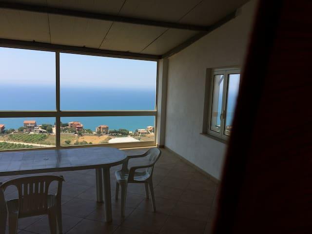 stanze/villa al mare - Palma di Montechiaro