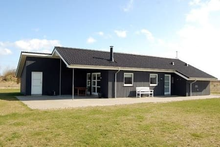 Nice holiday cottage near beach - Tarm - Zomerhuis/Cottage