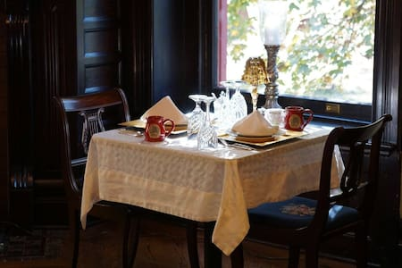 Stay with Us and Enjoy Kentucky Bourbon Heritage - Louisville - Bed & Breakfast