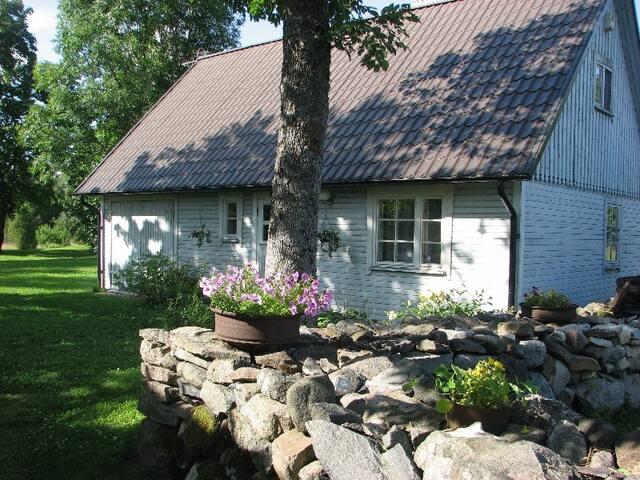 A very nice little farmstead. - Rannaküla - House