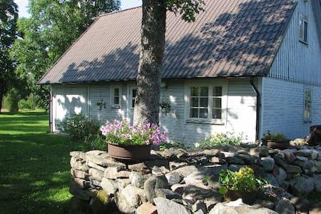 A very nice little farmstead.
