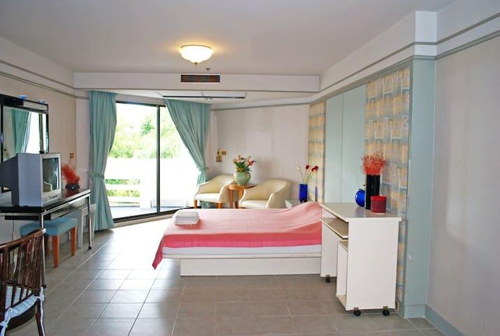 Paradise Condo-studio-room30 - Pattaya - Apartament