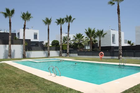 Beautiful house at La Finca Golf - Algorfa
