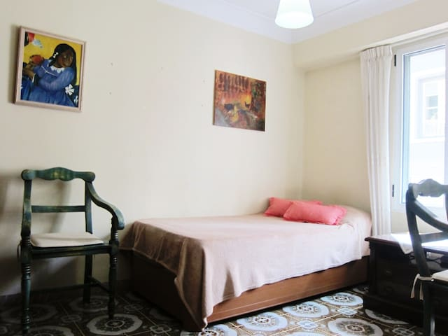 Single Room for Your Homely Stay in Valencia :-)