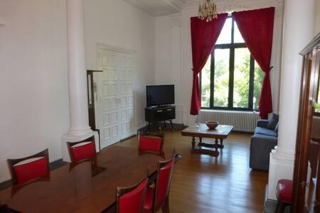 appartement meublé vue sur parc - Néris-les-Bains - Apartment