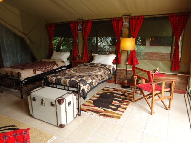 "Beautiful Safari Suite""Punda Milia"""