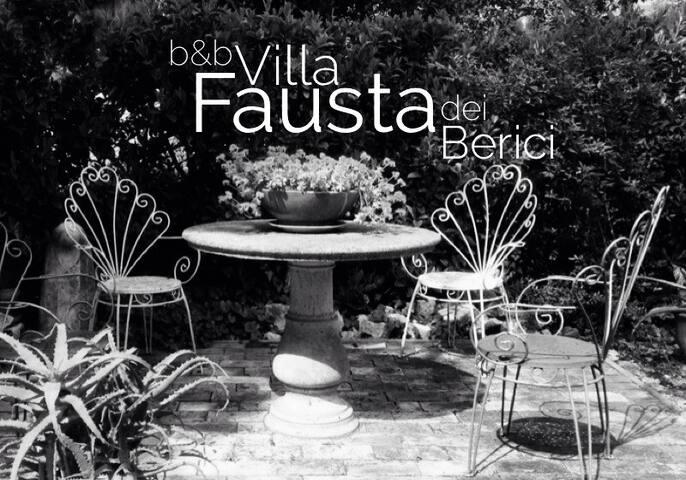 B&B Villa Fausta Dei Berici / 2 guests