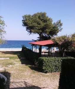 Near the sea,with many pine trees - Gefira Isthmou - Apartment