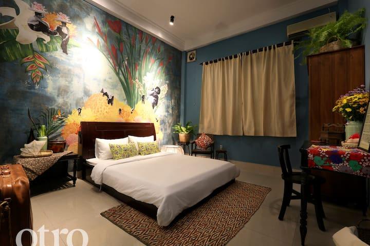 Otro Home Stay - Bông Room