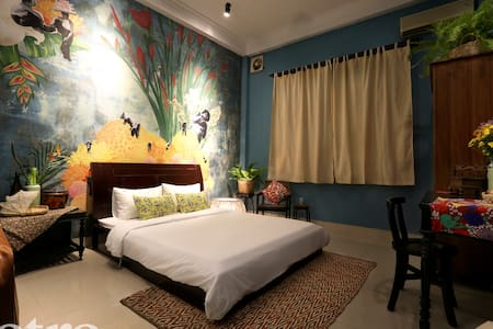 Otro Home Stay - Bông Room