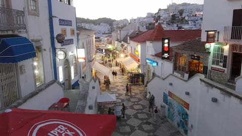 Bay View in Old Town Albufeira