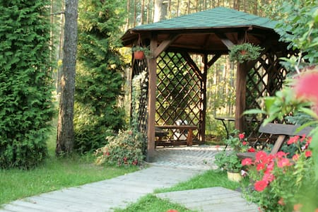 Four Seasons Cottage Neringa - Preila - Bungalow