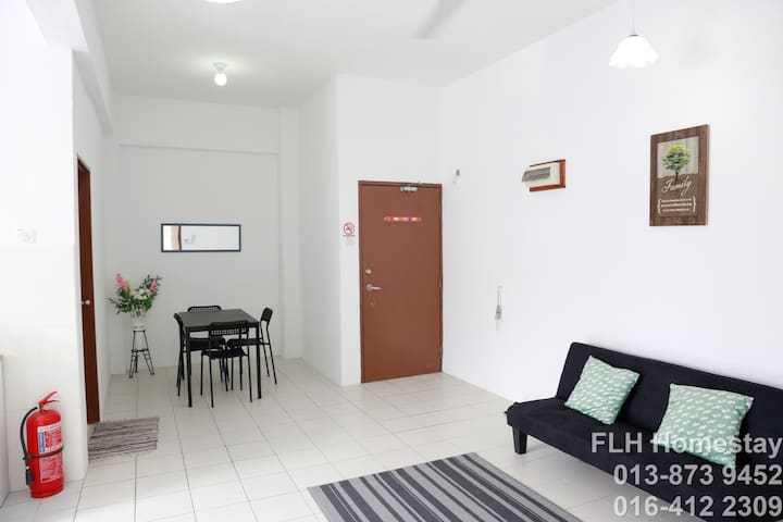 Cheap and cozy Apartment in Kota Kinabalu