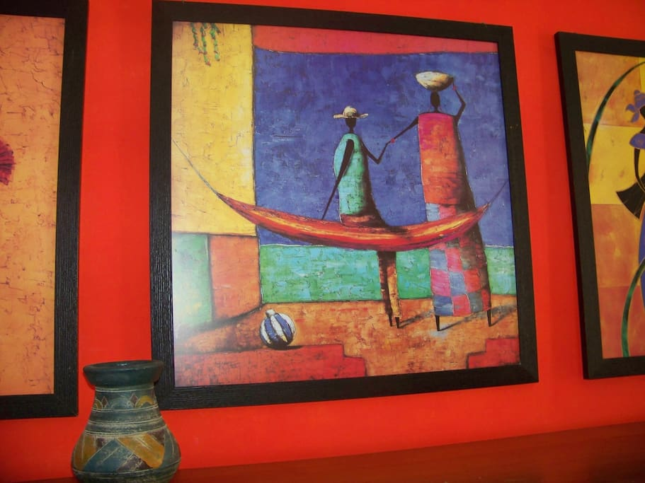 Living room - Soggiorno (dettaglio)