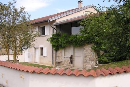 Gite de l'Ancheronne - Lavans-sur-Valouse