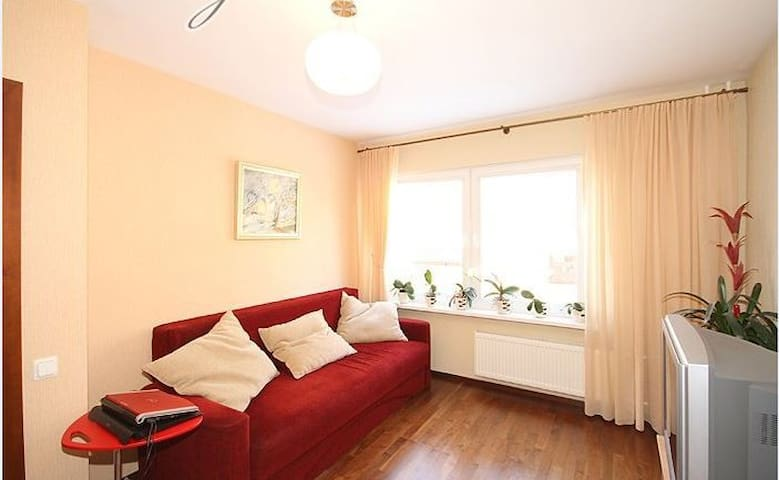 50m2 cozy apartment in Riga - Valdlauči - Apartment
