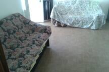 divani letto in sala