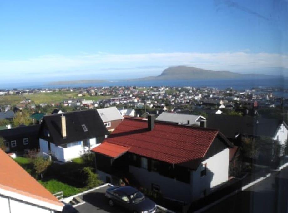 View of torshavn