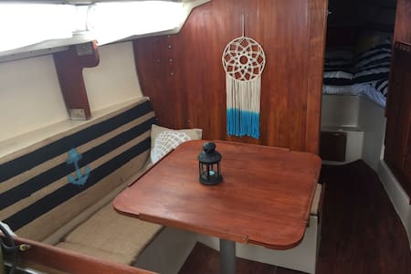 Relax and living boat Life Style - South San Francisco  - Boot