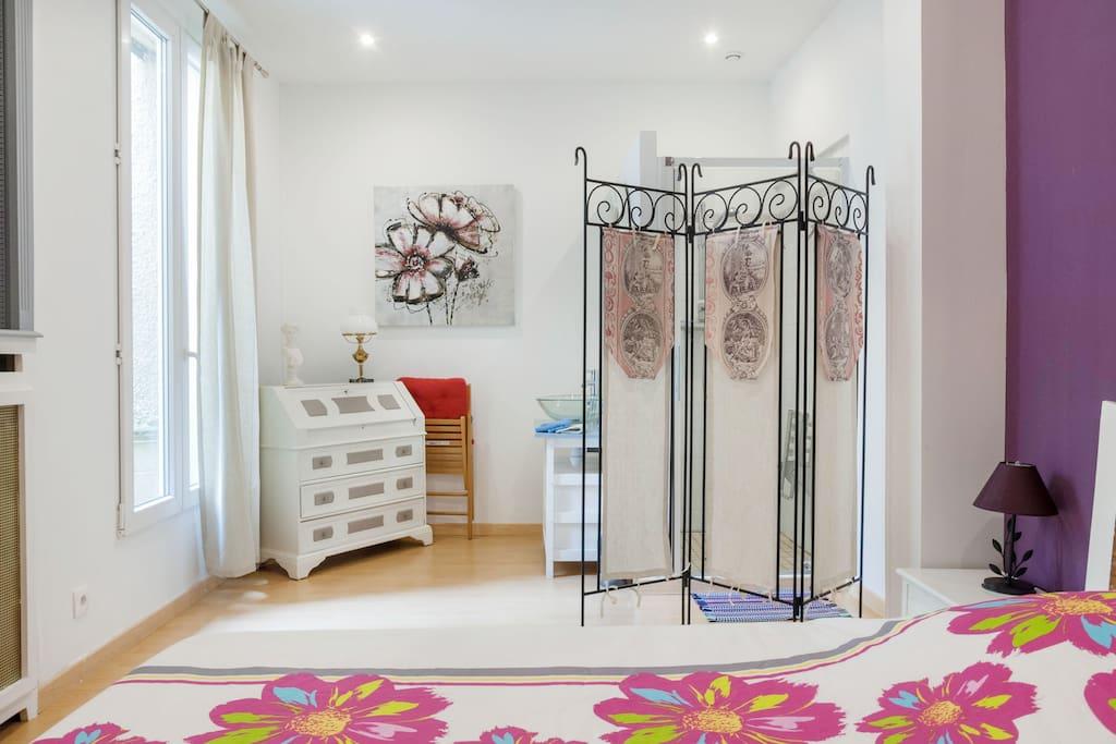 Cozy apartment close to Parc des Expos CDG Paris Flats for Rent in Aulnay sous Bois, u00cele de  # Parc Aulnay Sous Bois