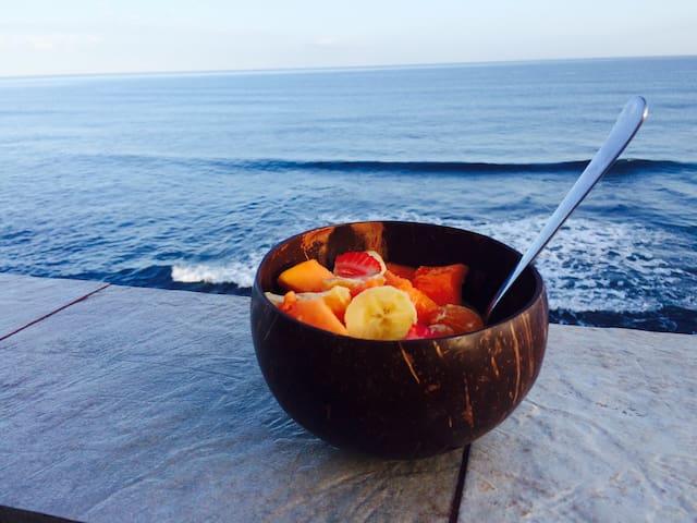 La Pardela, vivir el mar. Tara - San Andrés - Ház