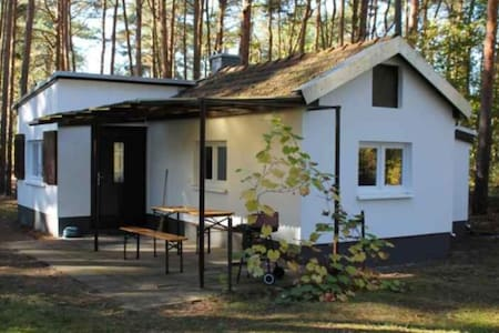 Forest house at Krupelsee (30km from Berlin) - Konig Wusterhause