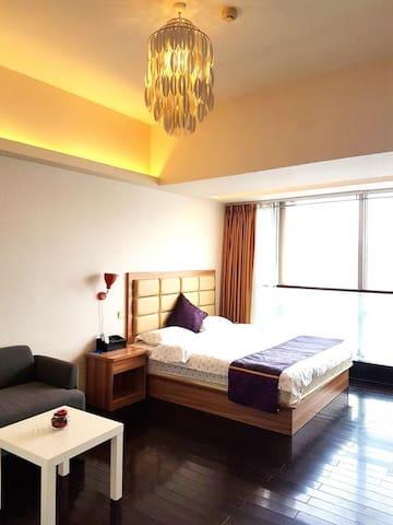 Huating apartment hotel